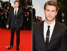 PHOTOS: Jennifer Lawrence, Sam Claflin, Liam Hemsworth & Francis Lawrence on Cannes Red Carpet | The Hunger Gamers - Home of the Hunger Games Fans | TheHungerGamers.tk