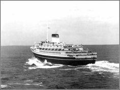 Cristoforo Columbo And Andrea Doria At Genoa Blue Water Sailing - Columbo cruise ship