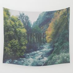 Explore+Wall+Tapestry+by+Hannah+Kemp+-+$39.00