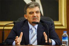 Abdullah Gül: Suriye kimyasal silah kullanabilir
