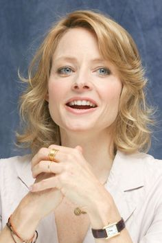 Munawar Hosain portraits at the Four Seasons Hotel - Jodie Foster photo