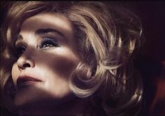 Jessica Lange. The new face of Marc Jacobs Beauty. #beautiful #legendary