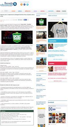 Ingressos para o campeonato de videogame Brazilian Series of Games estão à venda