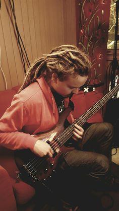 Largo started tracking bass