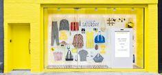 """EBay's """"Shoppable windows"""" meld online and offline experiences   via Inc.com"""