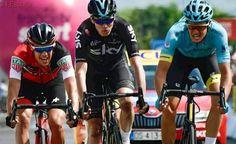 Froome supera a Contador en el primer desafío en la alta montaña del Dauphiné