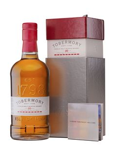 @tobermorywhisky Tobermory launches first of six limited edition releases #whisky