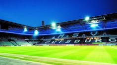 Duisburg: Exklusive Eindrücke im MSV-Stadion