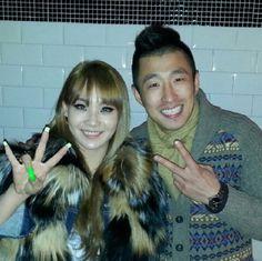 CL with Car Collector Jang Gun Chang