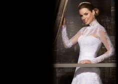Coleção de vestidos de noiva Passion