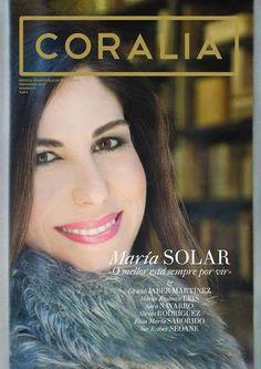 María Solar, portada do nº de primavera de 2016 Miranda Priestly, Solar, Journals, Cover Pages, Spring
