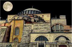ΒΥΖΑΝΤΙΝΩΝ ΙΣΤΟΡΙΚΑ: H Αγία Τράπεζα της Αγίας Σοφίας