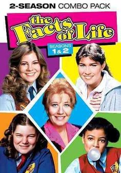 The Facts of Life: Seasons 1 & 2