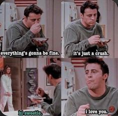 Funny Friends Tv Show Quotes Joey Tribbiani 31 Ideas Friends Funny Moments, Serie Friends, Funny Friend Memes, Friends Cast, Friends Episodes, Friends Tv Show, Funny Memes, Friends Show Quotes, Funniest Memes