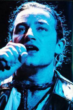 Bono- just a boy U2 Joshua Tree Tour, Zoo Station, Achtung Baby, Paul Hewson, Larry Mullen Jr, Bono U2, E Street Band, Rock And Roll Bands, Secret Crush