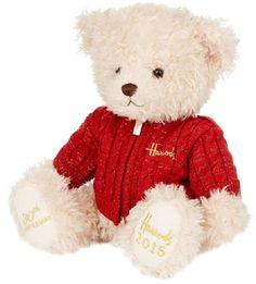 Harrod's Christmas Bear
