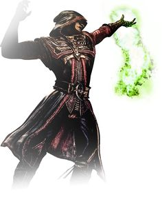 Ermac is a red-clad ninja who utilizes telekinesis during fights in the Mortal Kombat fighting game series. He made his debut in Ultimate Mortal Kombat 3. Before that, however, he was a subject of fan speculation that began with a glitch in Mortal Kombat. Making his debut in Ultimate Mortal Kombat 3, Ermac has been a controversial and mysterious character in the Mortal Kombat series whose existence was rumored since its inception. Ermac is a fusion of the many souls destroyed in…