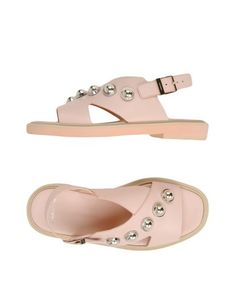 Carven Women Sandals on YOOX. The best online selection of Sandals Carven. YOOX exclusive items of Italian and international designers - Secure payments