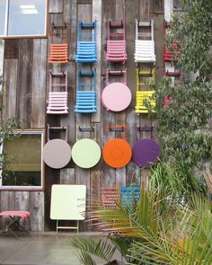 flora grubb gardens - whimsical and well organized plants, holders, decor, furniture for the urban garden