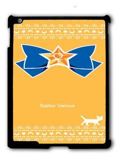 Sailor VENUS Orange Ipad Case, Available For Ipad 2, Ipad 3, Ipad 4 , Ipad Mini And Ipad Air