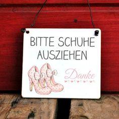 Schuhschild SCHUHSAMMELSTELLE
