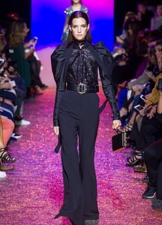 Elie Saab – Fashion Week Paris 2016 | ELLE