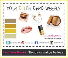 Your color card weekly!