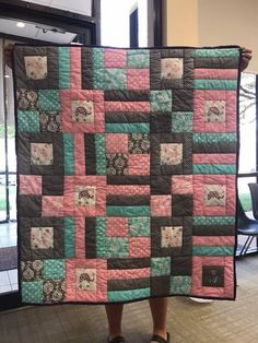 Campbell's quilt – My Quilt Place