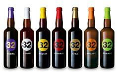 32 Via dei Birrai Bottles