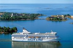 Tallink Silja - Ferry Booking, timetables and tickets Days Out, Stockholm, Nostalgia, Building, Cruises, Travel, Ships, Industrial, Beautiful
