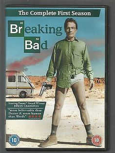 #Breaking bad - #season 1 - uk r2 dvd - #series 1,  View more on the LINK: http://www.zeppy.io/product/gb/2/322374985251/