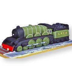 Steam Train Cake | Birthday Cakes | The Cake Store