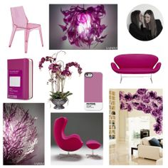 our #RadiantOrchid gallery #Pantone #Coloroftheyear Check out our blog Lost in Design!