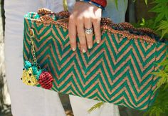 Chrissi Shields: Fashion Friday: Its All About the Raffia Bag