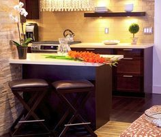 Click Pic for 40+ Small Apartment Ideas   Kitchen island small aprtment idea   Studio Apartment Decorating Ideas