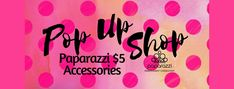 Paparazzi Accessories ​Pop Up Shop ​Facebook Cover Photo. Click the pic to Shop with Me for Paparazzi $5 Jewelry, or Join my Team! #paparazziaccessories #​popupshop #fivedollarjewelry #homebusiness #workathome #workfromhome #facebookcoverphoto #joinmyteam #karisjewelryboutique