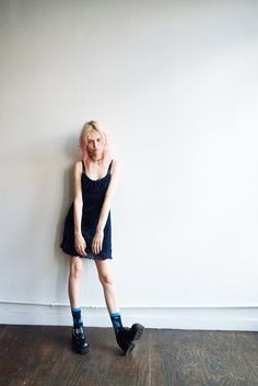 Charlotte Free at my studio #7 >Terry Richardson