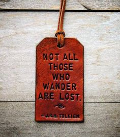 One of my favorites from a great author. #slowtravel #travel #quote