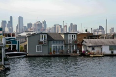 """Seattle houseboats. Made famous in """"Sleepless in Seattle"""" could face restrictions in Shoreline Master Plan"""