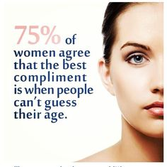 Love this! Start taking care of your skin when you are young!!! It's easier to maintain than fix.