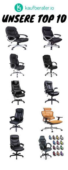 Die besten Chefsessel im Test, Vergleich 6 Ratgeber. Chef, Armchair