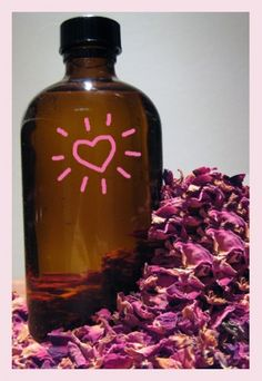 DIY: Rose Massage Oils & 5 Must-Have Massage Tips