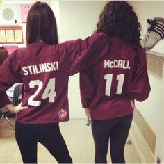 Shirt: teen wolf stiles stilinski 24 jersey mcall 11 burgandy red... ❤ liked on Polyvore