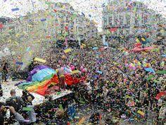 Gay pride, Brussel #crowd