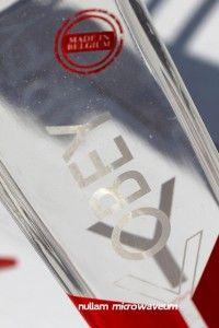 In the Mix: Pimped up Belgian Vodka - OBEY