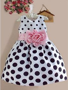 Polka Dot Sleeveless Dress- Available In 2 Colors                                                                                                                                                                                 Más