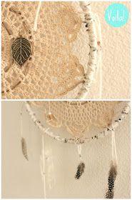Emilee Sutherland: Dream Catcher DIY