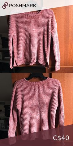Aerie chenille sweater NWOT NWOT never worn Relaxed fit chenille crew/scoop neck Message me if you have any questions  Always open to offers aerie Sweaters Crew & Scoop Necks Plus Fashion, Fashion Tips, Fashion Trends, Scoop Neck, Sweaters For Women, Pullover, Closet, Outfits, Collection