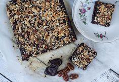 Opskrift på hjemmelavet Sund brownie uden sukker og mel (13)