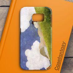 Kikis Delivery Service Jiji Minimalist Poster Samsung Galaxy S6 Edge Case | casefantasy